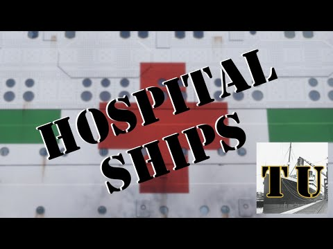 Lesson 14: Hospital Ships (An Intro Course)