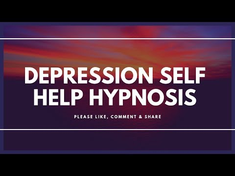 Depression Self Help Hypnosis – Anxiety & Depression Relief – Sleep Hypnosis Session