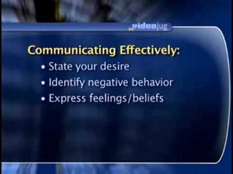 Be Heard!  Easy Communication Tips - Dr. Sheri Meyers