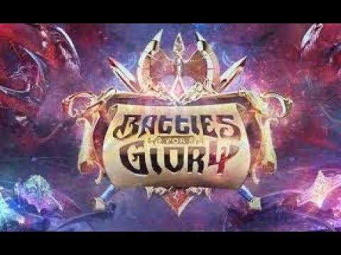 BSFG 2 - Battles for Glory 2, БСФГ 2 -Легион, класс Ворон, тест профы