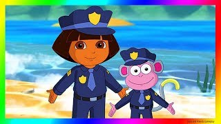 Dora and Friends The Explorer Cartoon Adventure 💖 Beaches with Dora Gameplay as a Cartoon !