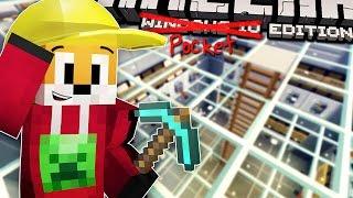 Minecraft | CHALLENGE ROOM | Foxy's Bedrock Survival [15]