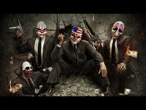 Payday 2 Nightclub Song 10 Hour Version