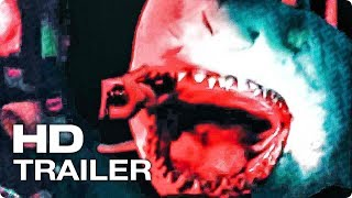 СИНЯЯ БЕЗДНА 2 Русский Трейлер #1 (2019) Систин Роуз Сталлоне, Акула Horror Movie HD