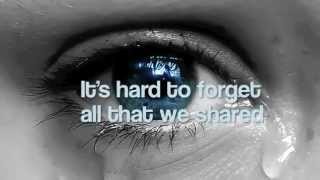 Hard to Forget -  Tyler Blackburn and Anabel Englund - Lyric Video