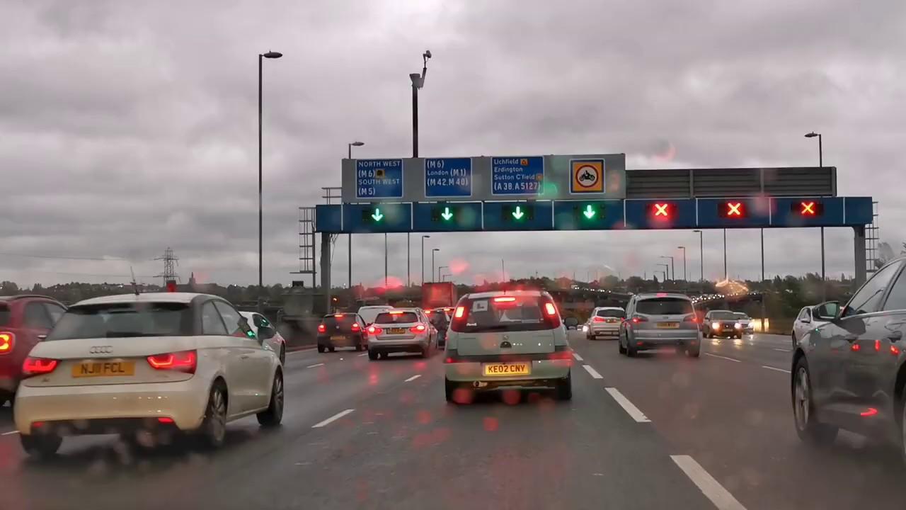 Aa traffic m40