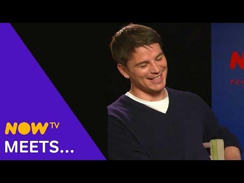 NOW TV Meets...Josh Hartnett from Penny Dreadful