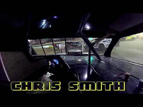 In Car Cam of Chris Smith at Highland Speedway 5-18-19