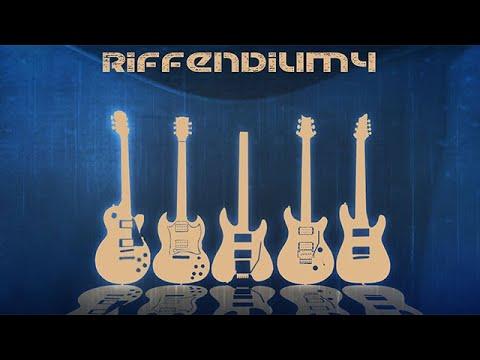 Audiofier RIFFENDIUM 4 (Trailer Guitars) - Snapshots showcase