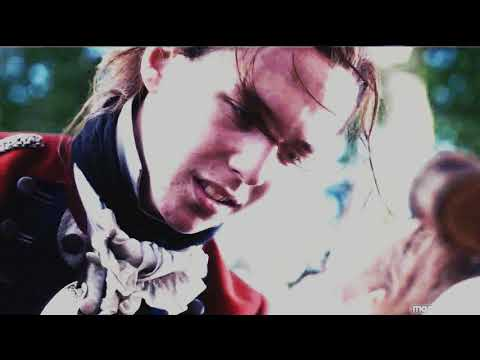 The Story of Jamie Fraser & Lord John Grey