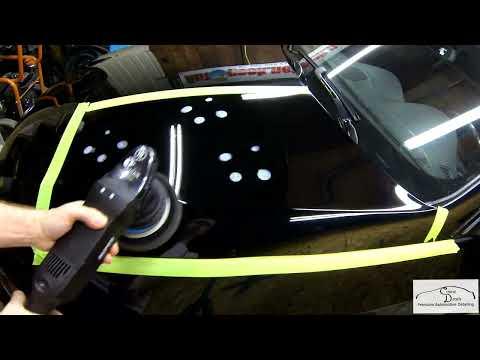 Vermont Auto Detailing: BMW 328XI Jet Black - Major Paint Correction + Opti-Glass (05401 05478)