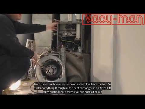 Vacu-Man Furnace and Duct Cleaning