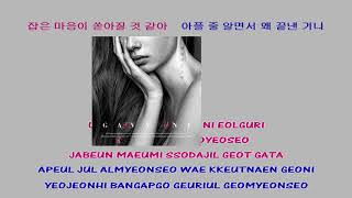 Gavy NJ 가비엔제이 You said you were happy 행복하댔잖아 Instrumental official + Lyrics