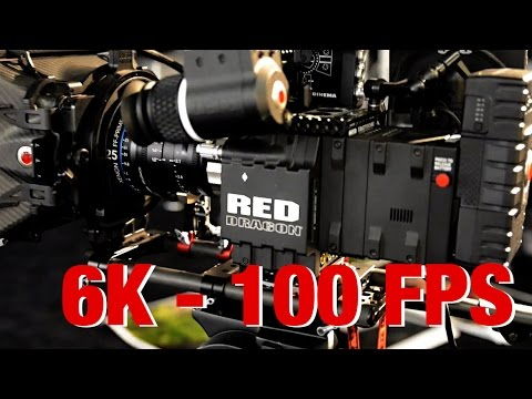 Red Epic DRAGON - 6K video camera