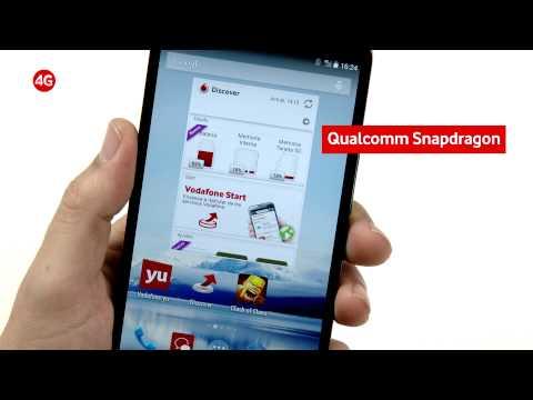 Unboxing Vodafone Smart 4 max