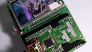 STM32F4 TFT LCD Test