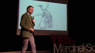 Owca w wilczej skórze. O postrzeganiu zwierząt. | Piotr Tryjanowski | TEDxMarcinekSchool