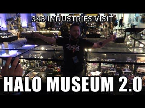 Halo Museum Tour - PAX West 2017