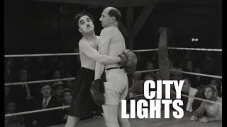 Charlie Chaplin - City Lights (Trailer)