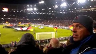 Will Grigg's on fire - Deutschland - Nordirland 11.10.2016 - Hannover
