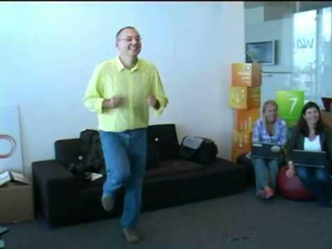 Sud Presse a testé la Kinect de la Xbox de Microsoft (3)
