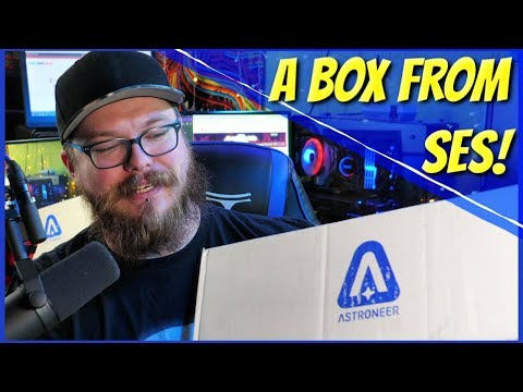 A Package From SES, The Developers of Astroneer!    #3