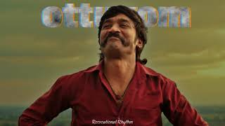 Aala Ola song - Jagame Thandhiram || Dhanush || Santhosh Narayanan || Motion Picture Sound Track