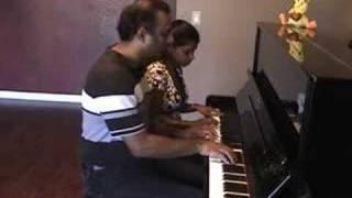 Download Hindi Video Songs - Netru Illaadha Maatram - Piano Duet