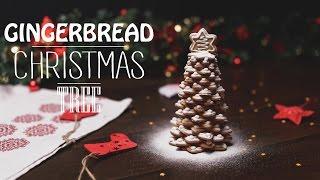 Имбирное печенье Елка/Gingerbread Tree (Рецепты от Easy Cook)