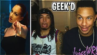 """BHAD BHABIE """"Geek'd"""" feat. Lil Baby (Official Music Video) 