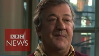 Stephen Fry 'astonished' over God row