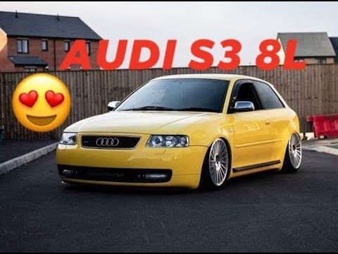 Ultimate Audi S3 8L Quattro 1.8T 20v Turbo Exhaust Sound Compilation HD