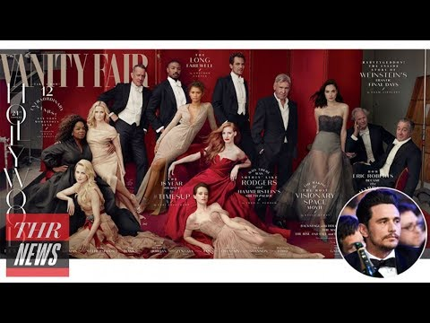 James Franco Removed From Cover of Vanity Fair Hollywood Issue | THR News