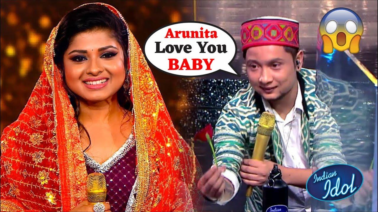 Arunita Kanjilal के Glamorous Look पर Pawandep Rajan की निकली सीटी | Indian Idol 12 Grand Finale