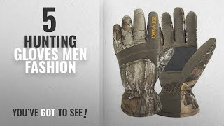 Top 10 Hunting Gloves [Men Fashion Winter 2018 ]: Hot Shot 0x-206C-xx-AZ Men