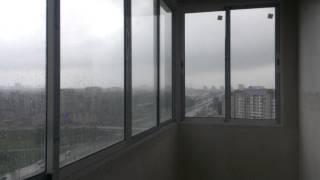 Барнаул малахова 123  новостройка.Балкон