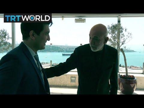Exclusive interview with former president Karzai and Netherlands Srebrenica massacre