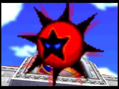 Super Mario 64 The Dark Star X intro