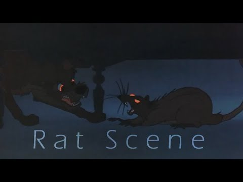Lady and the Tramp - Rat Scene (HD)