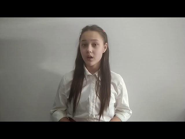 Изображение предпросмотра прочтения – КсенияНиколаева читает произведение «Шинель» Н.В.Гоголя