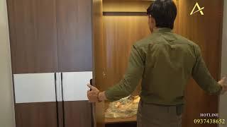 Thi công nội thất căn hộ 2PN Gateway Vũng Tàu Nội thất ABIG
