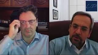 Plano De Governo De Bolsonaro: Luis Philippe Bragança E Professor Abraham Weintraub Esplanam.