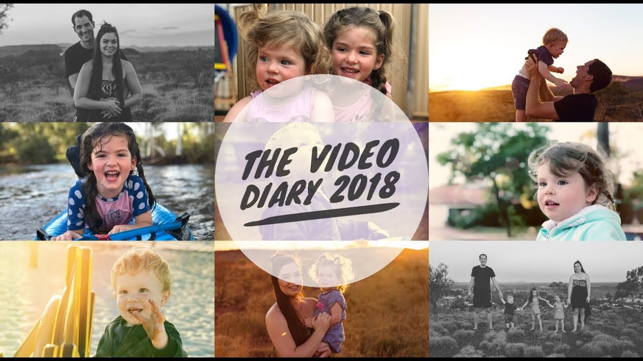 The Video Diary - 2018 image