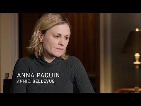 WGN America's Bellevue: Anna Paquin Interview