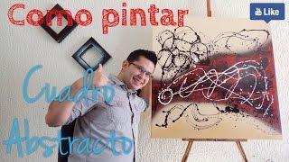 Download Lagu Como Pintar un Cuadro Abstracto - Principiantes MP3