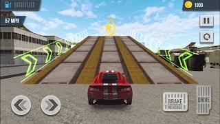 Game Mobil Balap Rintangan - Gameplay 2019