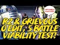 Why Ahnald is WRONG About The R2 & Grievous Nuke vs G13 Malak! SWGOH