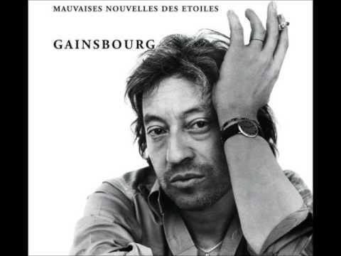 Serge Gainsbourg - Mauvaises Nouvelles Des Etoiles...