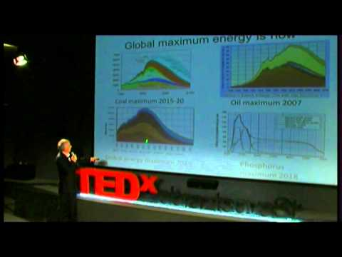 TEDxObraztsovaSt - Harald Sverdrup - Convergence and contraction at the end of the golden age