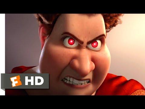 Megamind (2010) - Titan's Rage Scene (6/10) | Movieclips
